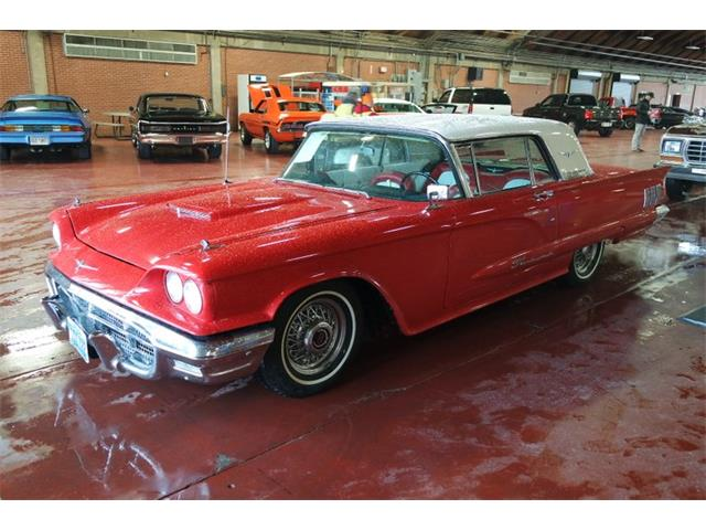 Picture of '60 Thunderbird located in Oklahoma City Oklahoma Offered by  - PFO3
