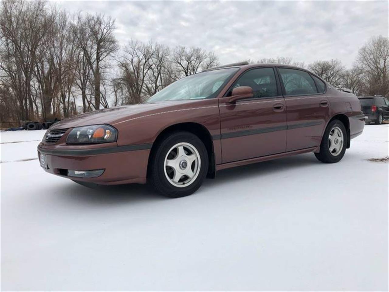 2000 Chevrolet Impala For Sale Classiccars Com Cc 1186722