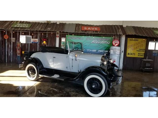 Picture of 1929 Shay Model A - PFOM