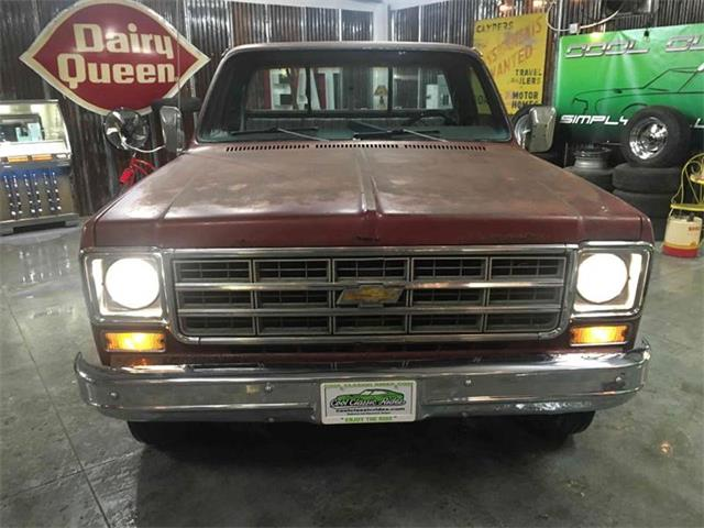Picture of 1977 Chevrolet C/K 10 located in Oregon - $6,500.00 - PFOS
