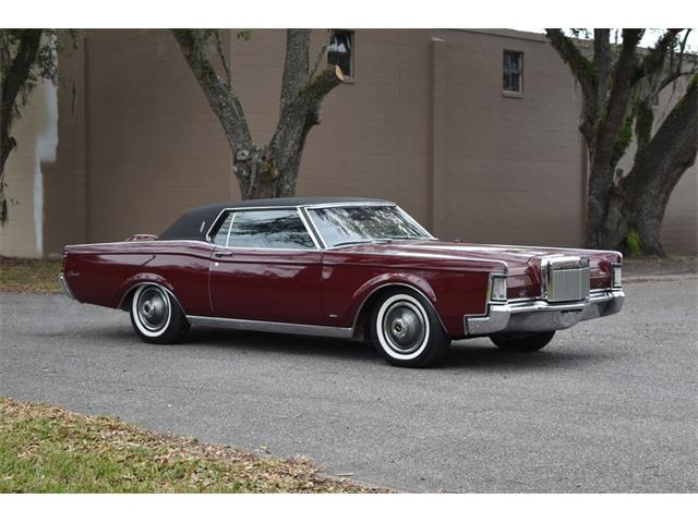 Picture of '69 Continental Mark III - PFP5