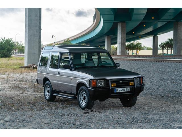 Picture of '92 Discovery - PFPK