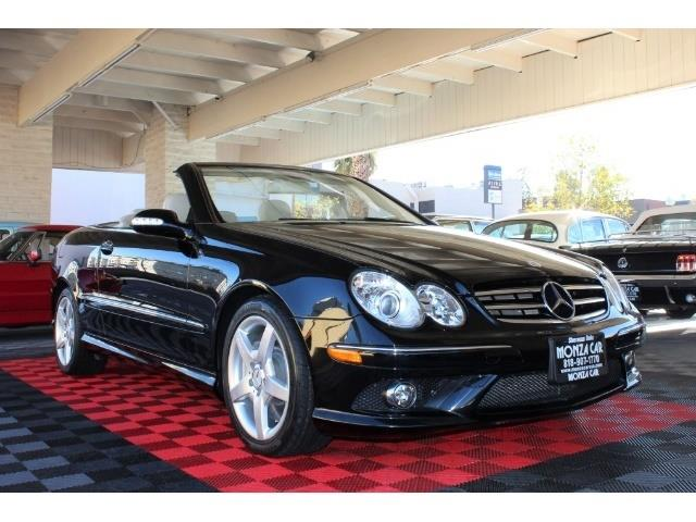 Picture of '07 Mercedes-Benz CLK-Class located in California - $17,995.00 Offered by  - PFPQ