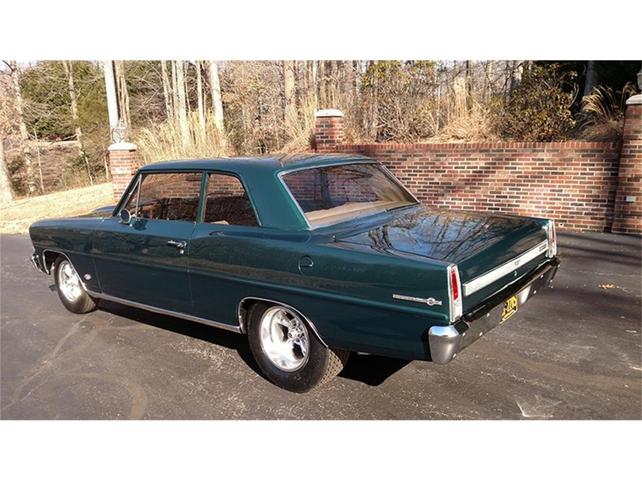 Large Picture of '67 Nova - PFPT