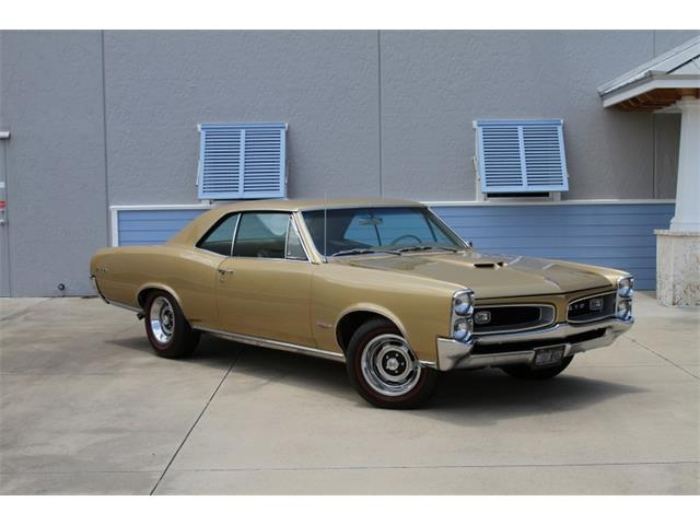 Picture of Classic 1966 GTO located in Florida - $46,000.00 - PFPY