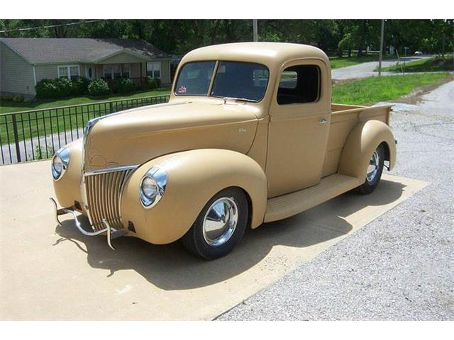 Picture of 1940 F1 located in West Line Missouri Offered by  - PFQB