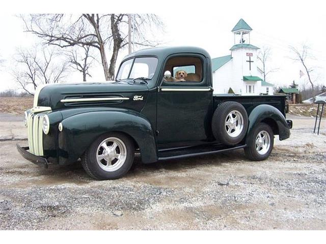 Picture of Classic '47 Ford F1 located in Missouri - PFQK