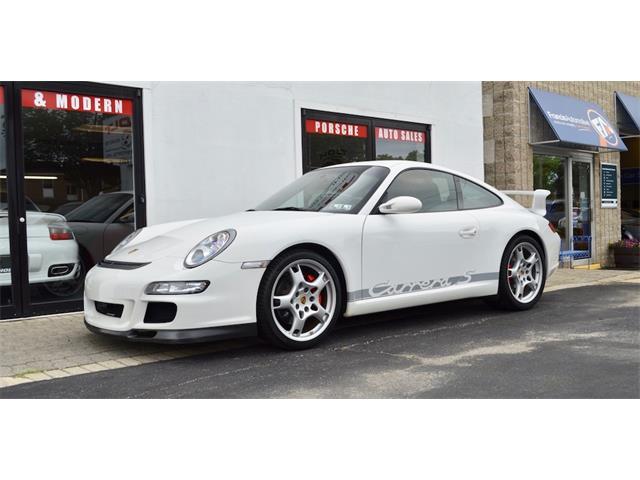 2007 Porsche Carrera