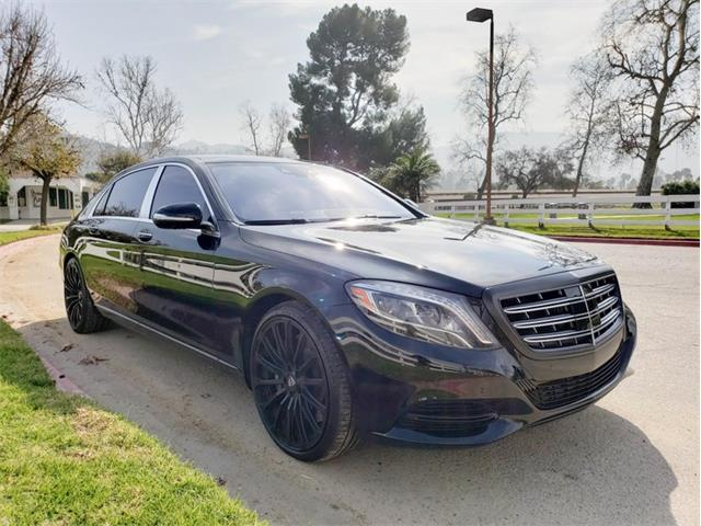 Picture of 2016 Mercedes-Benz S600 - $107,995.00 Offered by  - PFQN