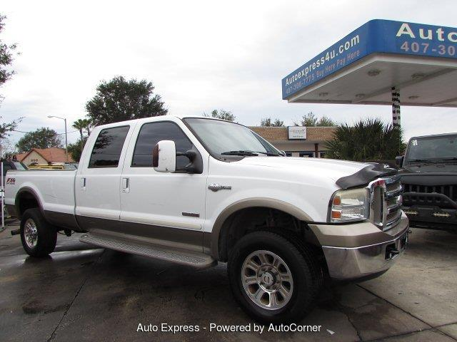 Picture of 2005 F350 located in Florida - $12,900.00 - PB0O