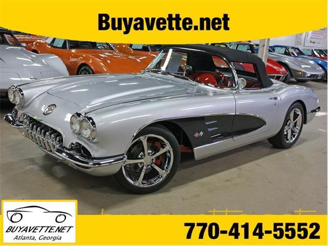 Picture of '60 Corvette - PB0P