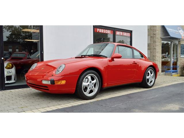 Picture of '96 Carrera located in West Chester Pennsylvania Auction Vehicle - PFR8