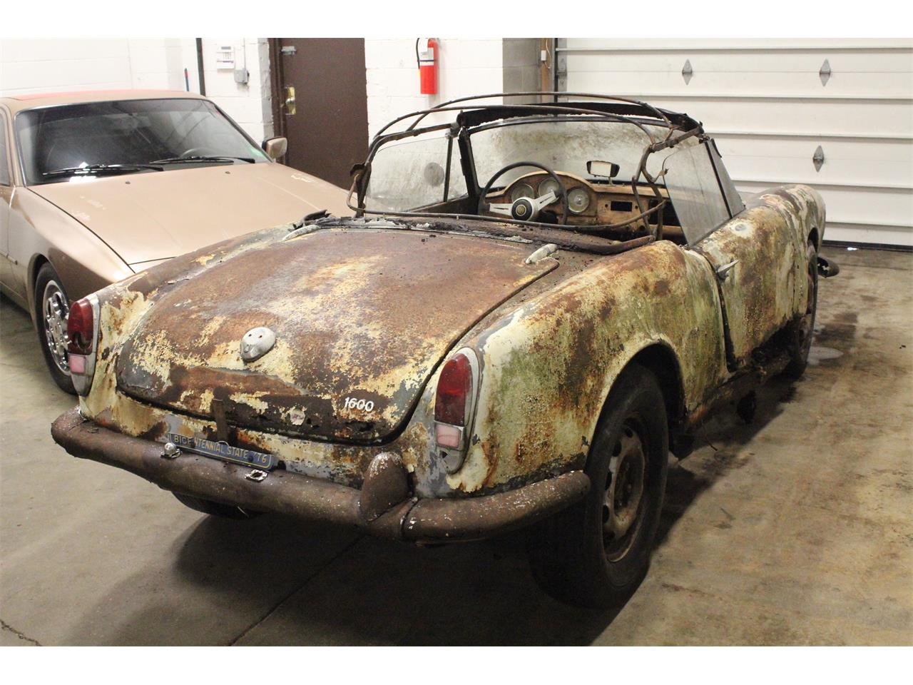 Large Picture of Classic '63 Giulietta Spider located in Cleveland Ohio - $14,950.00 Offered by MB Vintage Cars Inc - PFS7