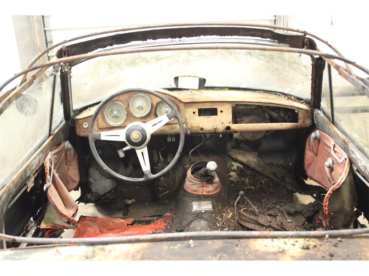 Large Picture of Classic 1963 Giulietta Spider located in Ohio - $14,950.00 Offered by MB Vintage Cars Inc - PFS7