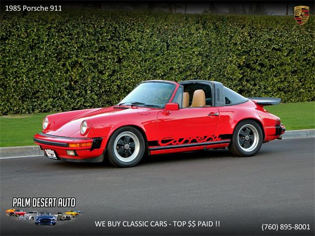 Picture of '85 911 - PB0V