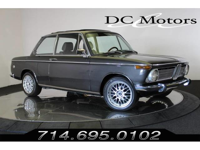 Bmw 2002 Sale >> Classic Bmw 2002 For Sale On Classiccars Com