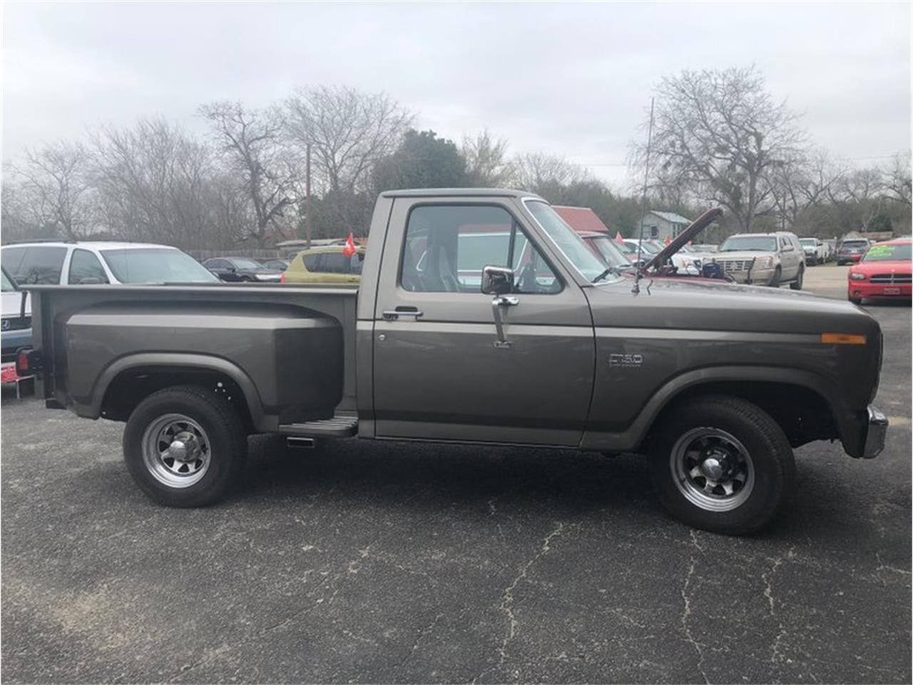 Large Picture of 1994 Ford F150 located in Waco Texas Auction Vehicle - PFTC