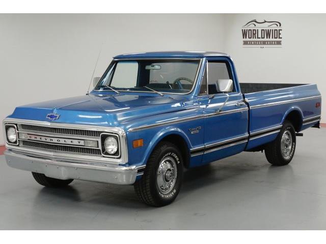 Picture of Classic '70 C10 - $15,900.00 - PFU1