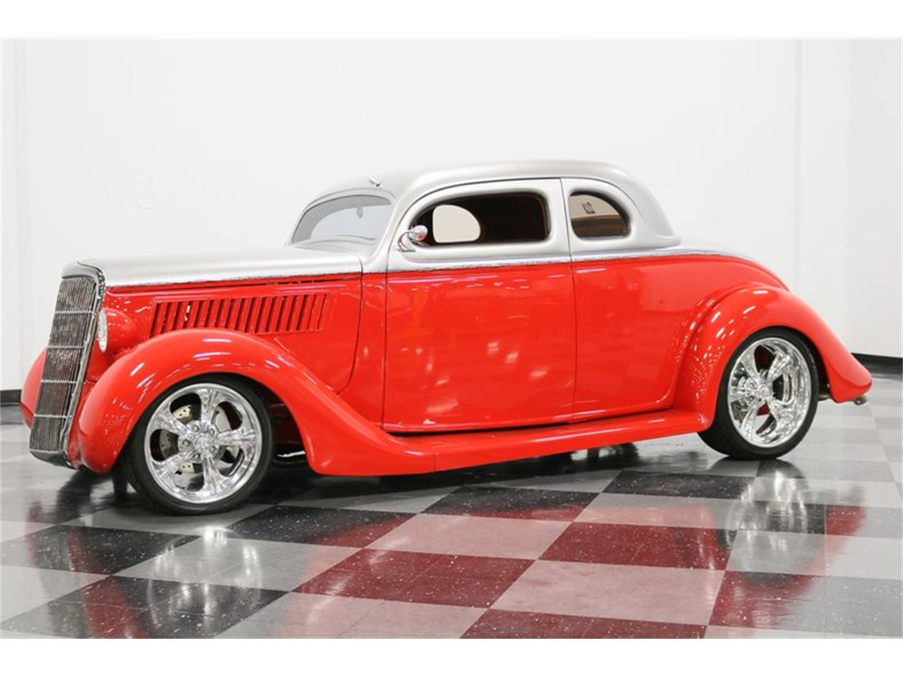 Large Picture of '35 5-Window Coupe - PFU4