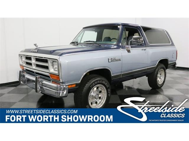Picture of '89 Dodge Ramcharger - PFU7