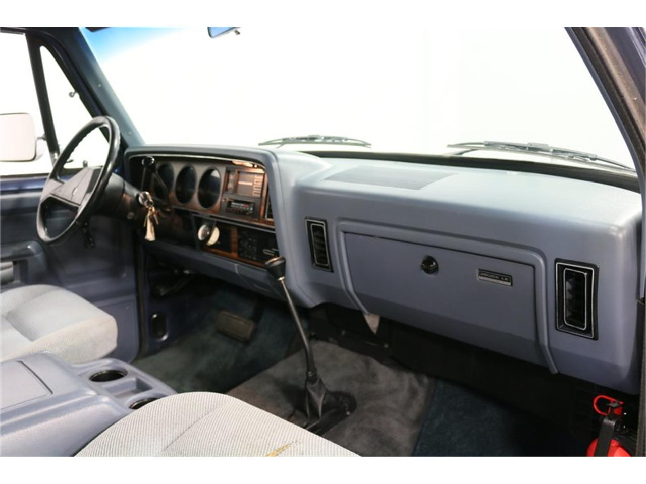 Large Picture of '89 Ramcharger - PFU7