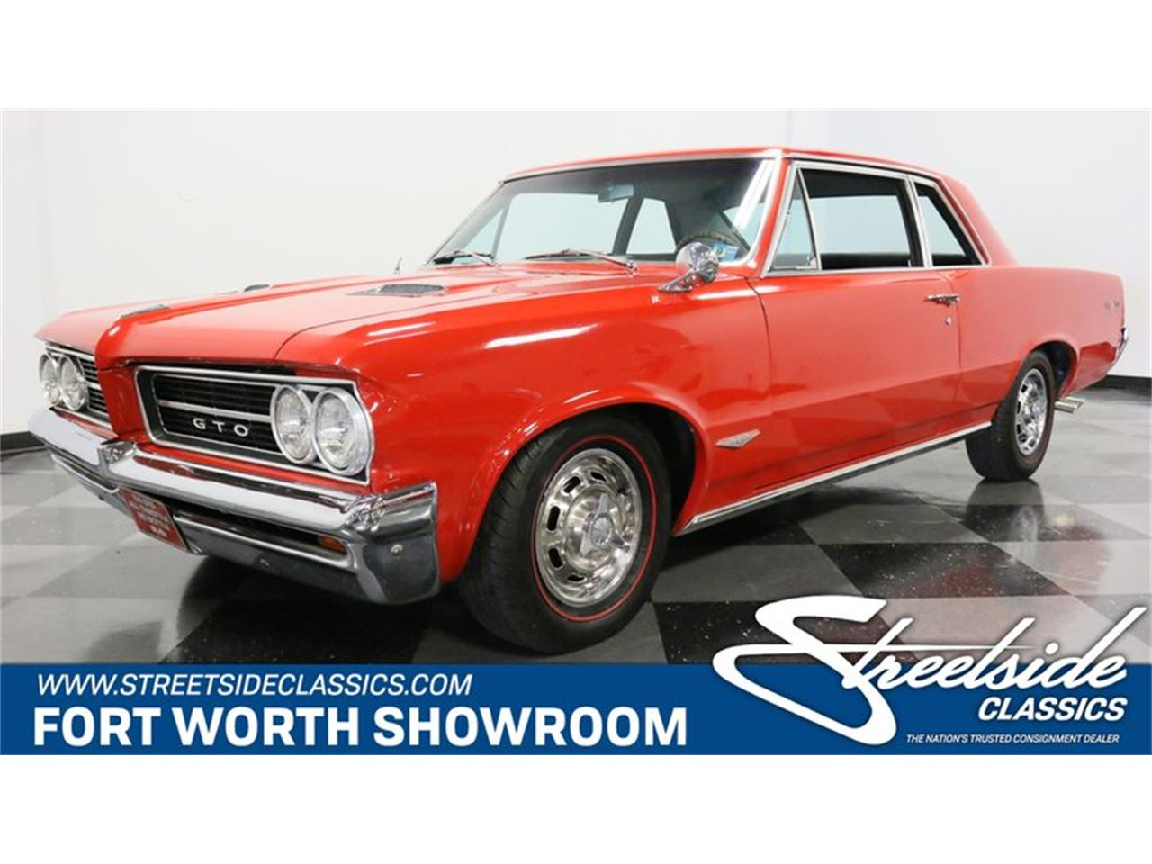 For Sale: 1964 Pontiac GTO in Ft Worth, Texas