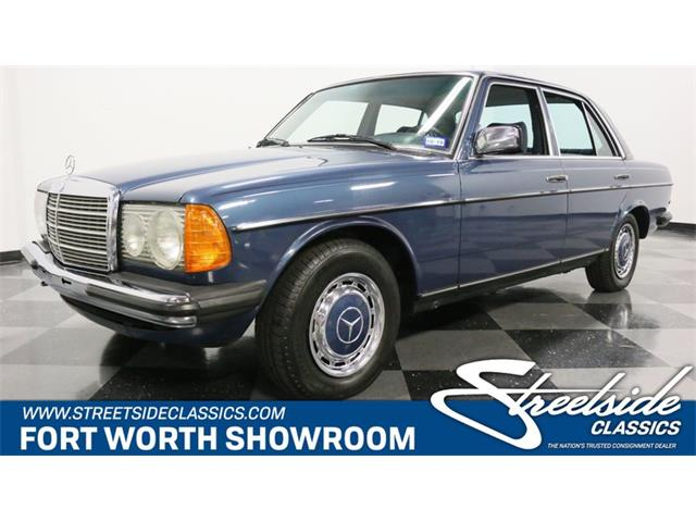Picture of '81 Mercedes-Benz 300D - $23,995.00 Offered by  - PFUD