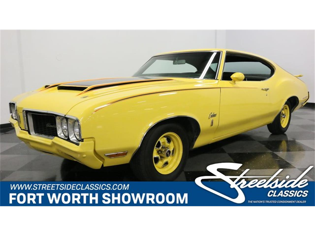 Large Picture of Classic '70 Cutlass located in Ft Worth Texas - PFUG