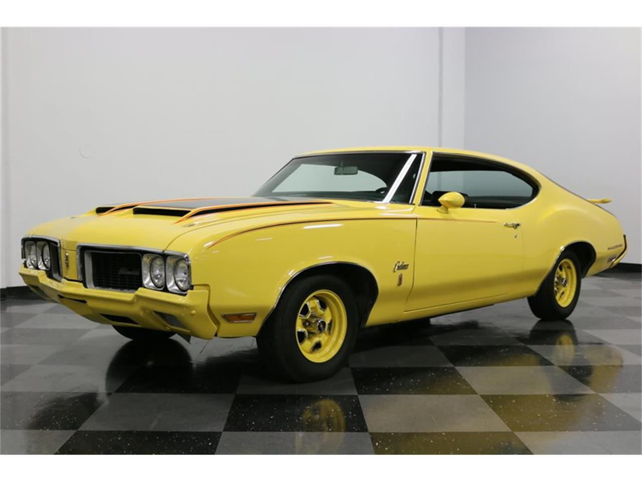 Large Picture of Classic 1970 Oldsmobile Cutlass - PFUG