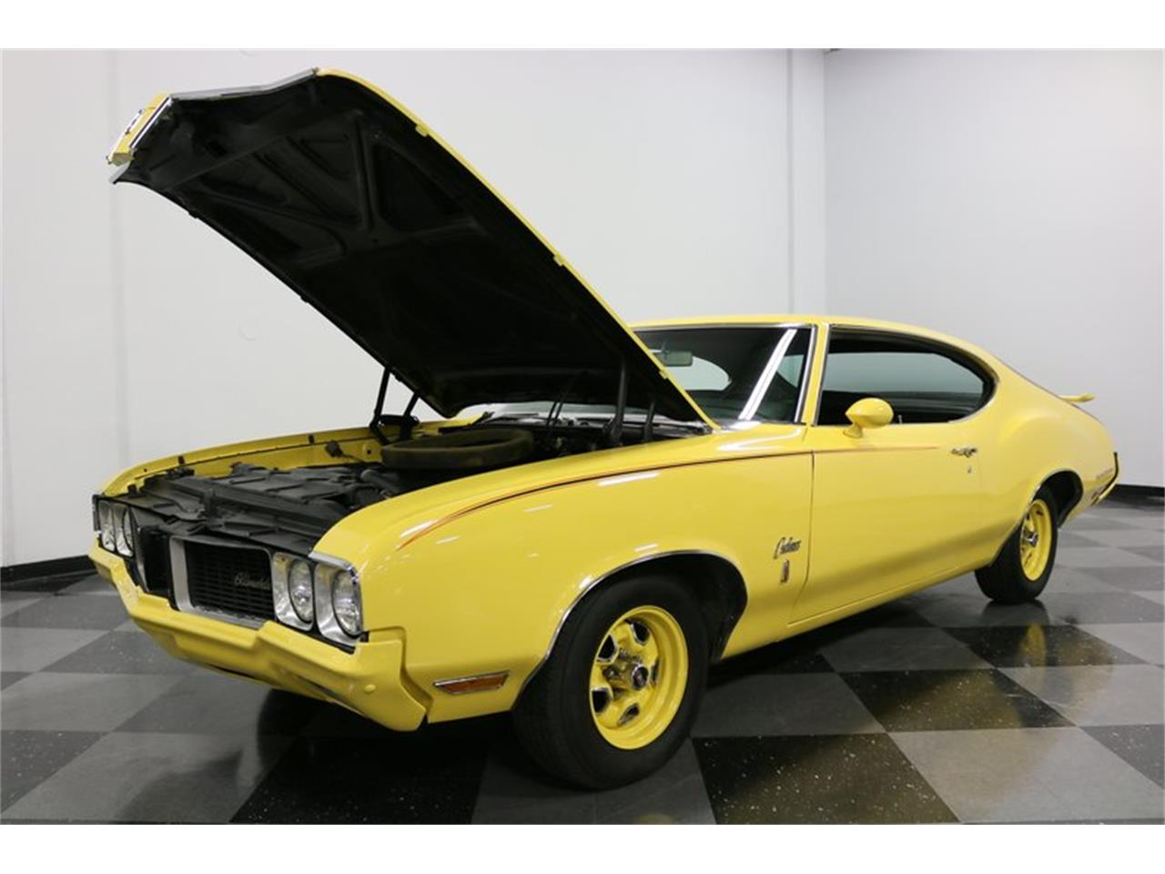 Large Picture of 1970 Oldsmobile Cutlass located in Ft Worth Texas - PFUG