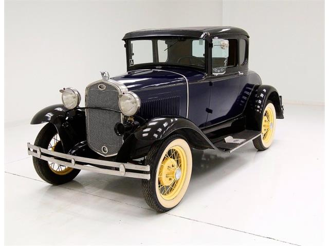 Picture of '31 Model A - PFUH