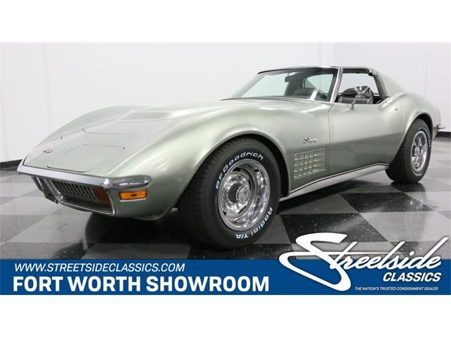 1972 Chevrolet Corvette For Sale On Classiccars