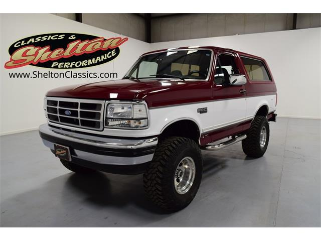 Picture of 1993 Bronco - $24,995.00 - PFUX