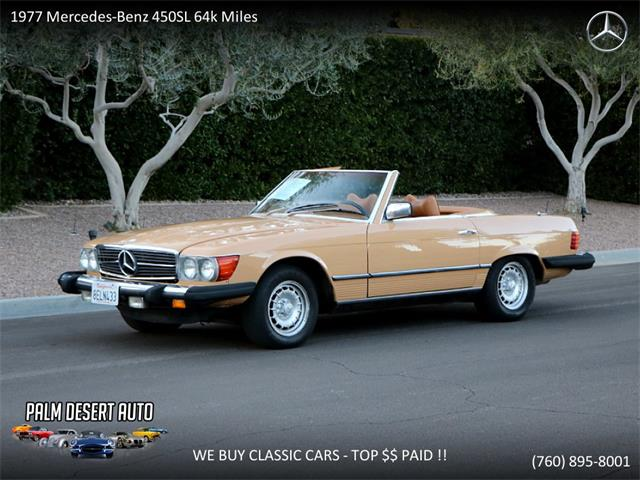 Picture of '77 Mercedes-Benz 450SL - $13,950.00 - PFW5