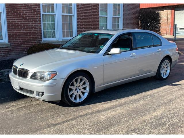 Picture of '08 750li located in Oklahoma City Oklahoma - PFW7