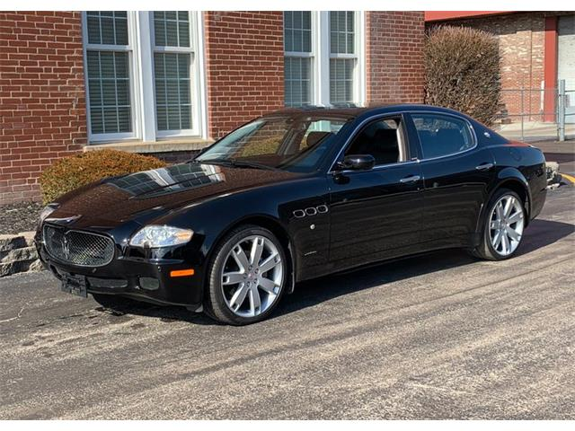 Picture of '06 Maserati Quattroporte located in Oklahoma City Oklahoma Offered by  - PFW8