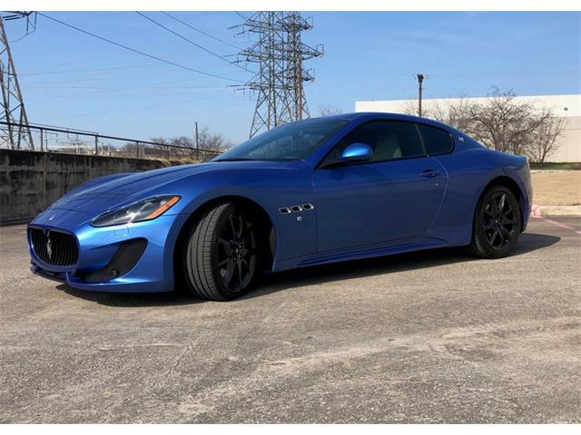 Picture of 2013 Maserati Gran Tourismo Sport located in Oklahoma City Oklahoma Offered by  - PFWE