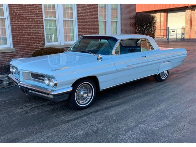 Picture of Classic '62 Grand Prix Auction Vehicle - PFWP