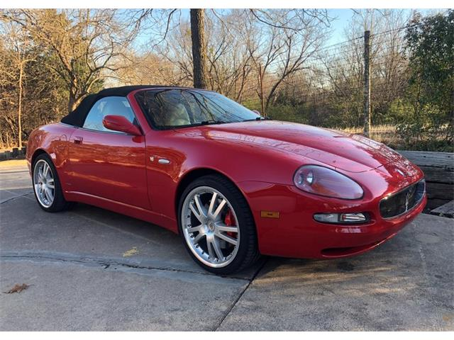 Picture of 2004 Maserati Cambiocorsa located in Oklahoma Offered by  - PFX4