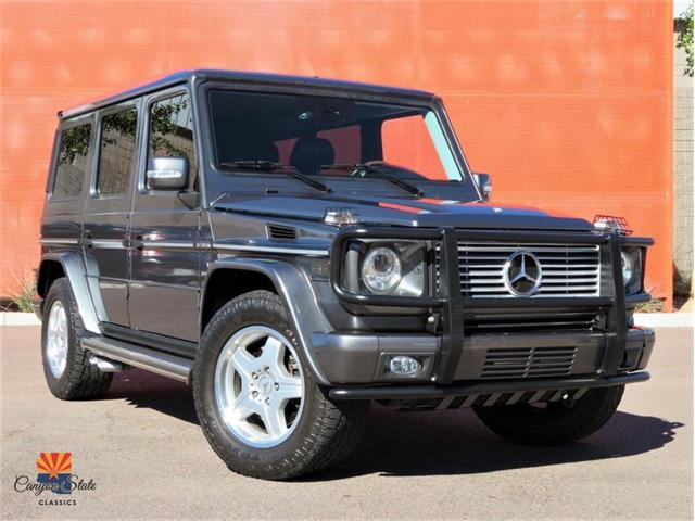 Picture of '05 G-Class Offered by  - PFX6