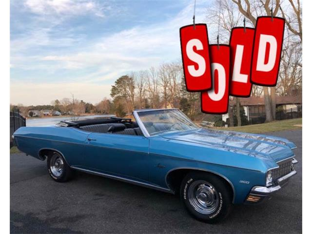 Picture of Classic '70 Chevrolet Impala located in Maryland - $24,900.00 - PFXF