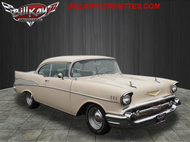 Picture of Classic '57 Bel Air located in Downers Grove Illinois - PFXK
