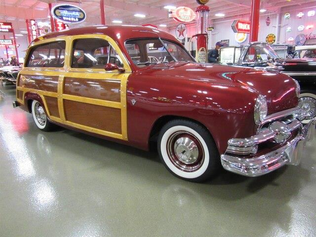 Picture of Classic 1951 Ford Woody Wagon located in Greenwood Indiana Offered by  - PFYU