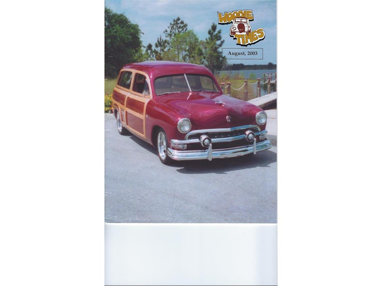 Large Picture of '51 Woody Wagon - PFYU