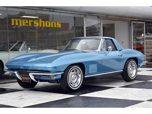 Picture of Classic '67 Chevrolet Corvette Offered by  - PFYX