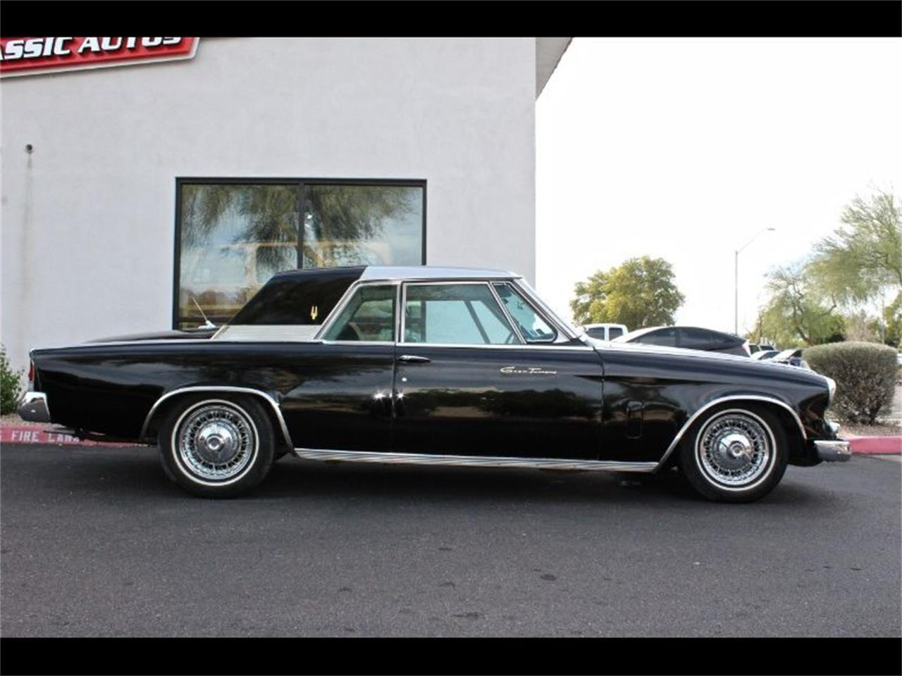 Large Picture of 1962 Studebaker Gran Turismo Hawk located in California Auction Vehicle - PFYZ