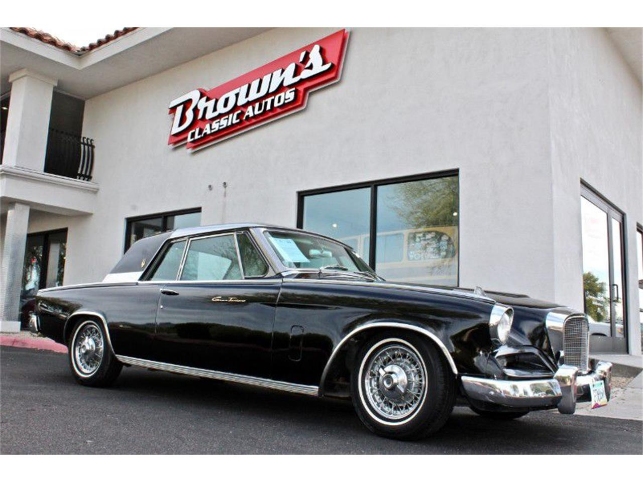 Large Picture of 1962 Studebaker Gran Turismo Hawk located in California Offered by EG Auctions - PFYZ