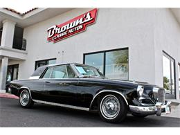 Picture of 1962 Studebaker Gran Turismo Hawk located in California Auction Vehicle Offered by EG Auctions - PFYZ