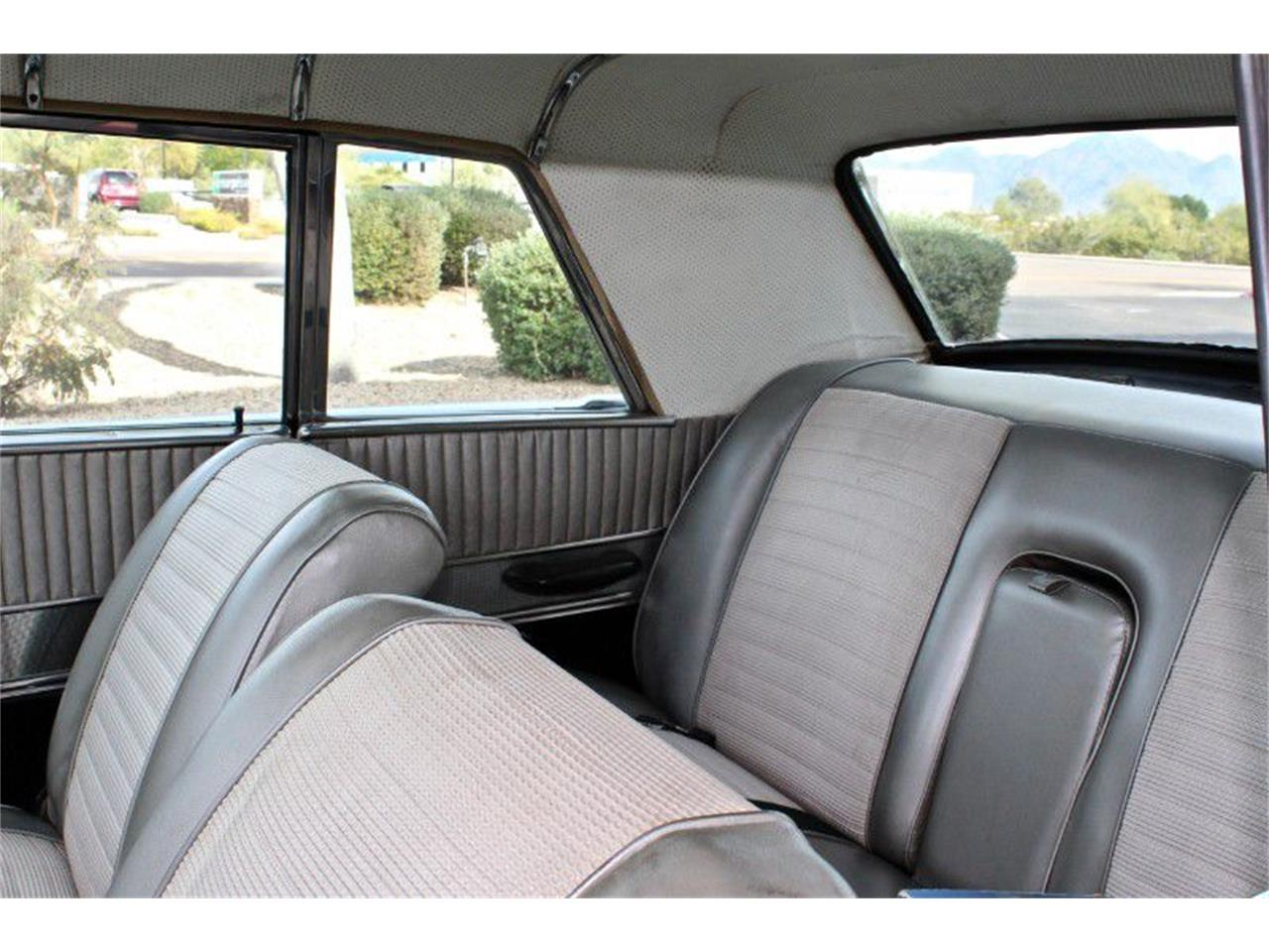 Large Picture of '62 Studebaker Gran Turismo Hawk Auction Vehicle Offered by EG Auctions - PFYZ