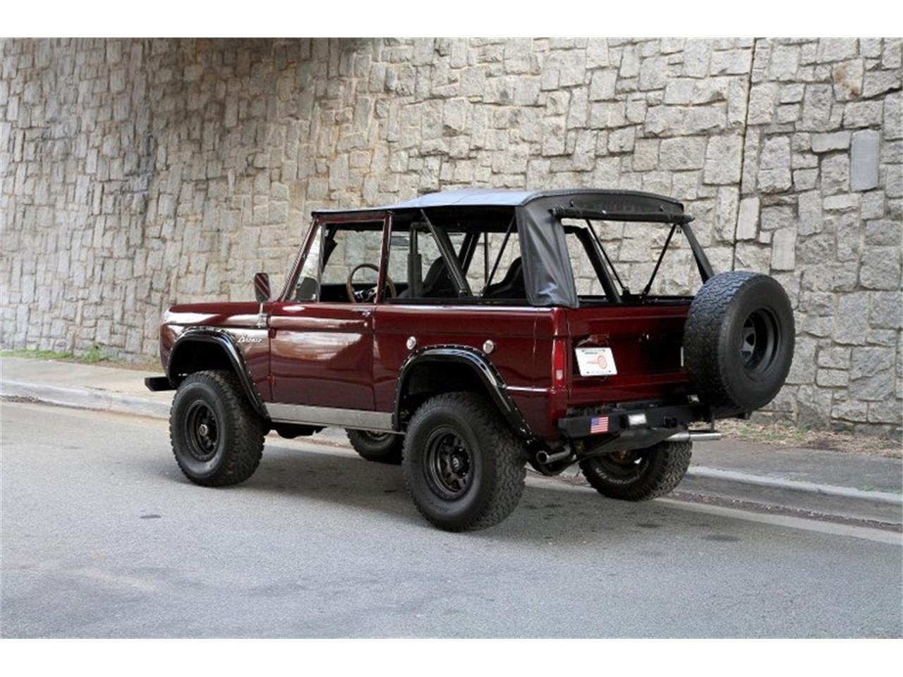 Large Picture of '67 Bronco - PFZE